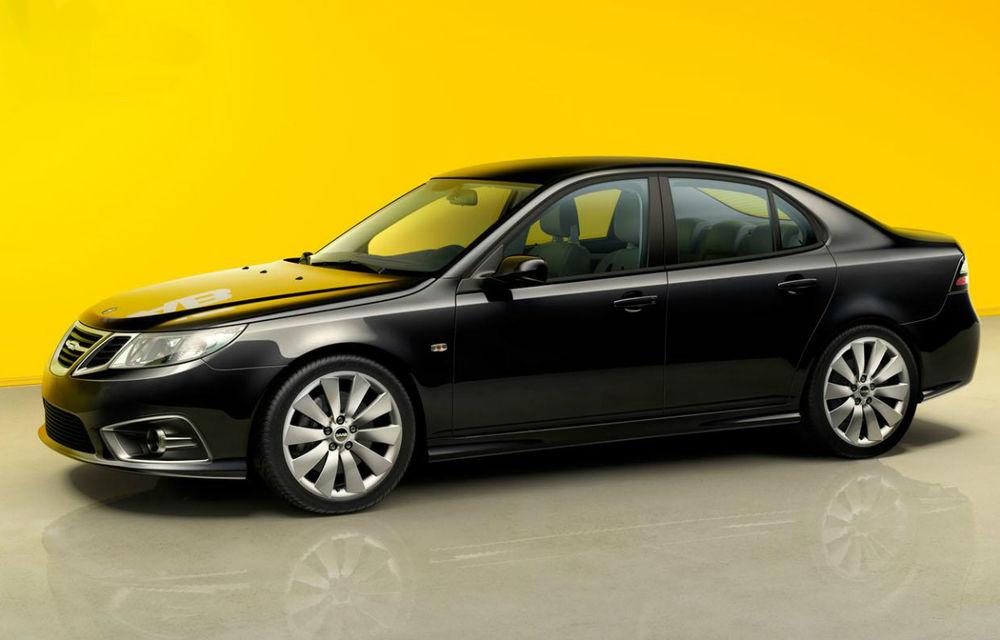 Saab a prezentat generaţia 2014 a lui 9-3, proaspăt introdusă în producţie - Poza 1