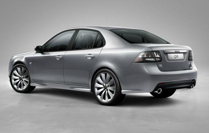 Saab a prezentat generaţia 2014 a lui 9-3, proaspăt introdusă în producţie - Poza 5
