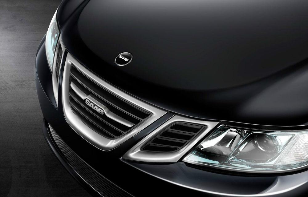 Saab a prezentat generaţia 2014 a lui 9-3, proaspăt introdusă în producţie - Poza 2