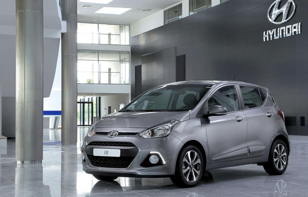 Preţuri Hyundai i10 în România: citadina pleacă de la 11.850 euro, cu ofertă de lansare de 9400 de euro - Poza 1
