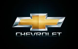 Chevrolet părăseşte piaţa din Europa la sfârşitul lui 2015