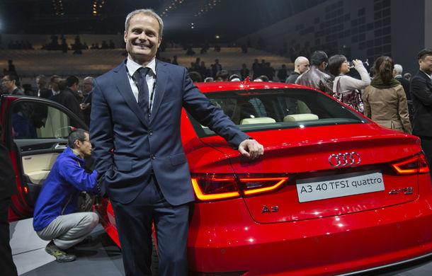 Şeful de design de la Audi pleacă la conducerea Giugiaro - Poza 3