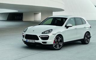 Porsche a avut o creştere de 10% în luna noiembrie la nivel global