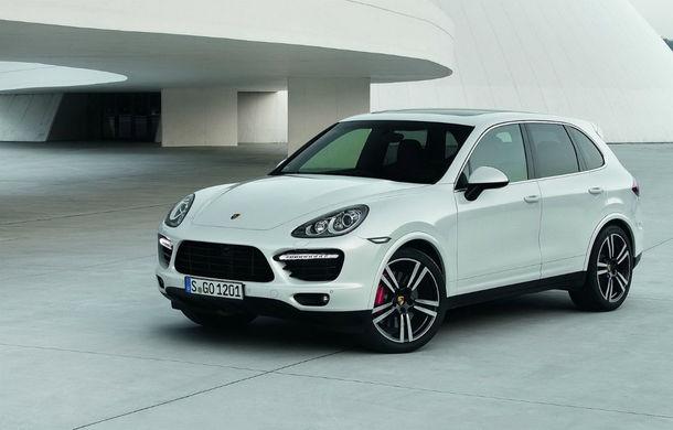 Porsche a avut o creştere de 10% în luna noiembrie la nivel global - Poza 1