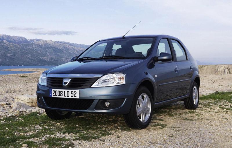 TÜV SÜD Germania: rezultate slabe la statisticile privind rata de defecte pentru Dacia Logan - Poza 1