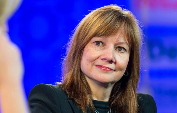 General Motors îşi schimbă directorul: Mary Barra devine din ianuarie prima femeie care conduce o mare companie auto - Poza 1