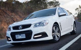 General Motors a anunţat că închide producţia Holden din Australia, modelele mărcii urmând să fie importate şi rebranduite
