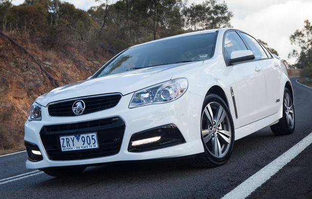 General Motors a anunţat că închide producţia Holden din Australia, modelele mărcii urmând să fie importate şi rebranduite - Poza 1