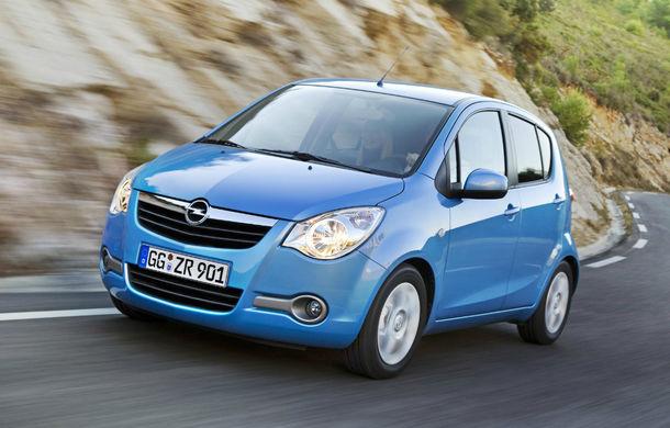 Opel ar putea lansa un model mai mic decât Adam şi Corsa - Poza 1