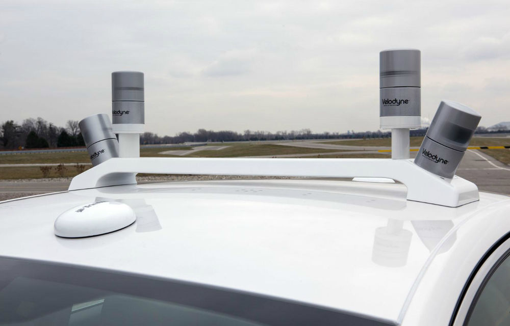 Ford a dezvelit prototipul care pregăteşte viitoarele tehnologii de conducere autonomă - Poza 7