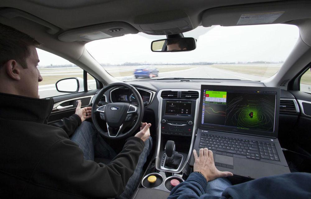Ford a dezvelit prototipul care pregăteşte viitoarele tehnologii de conducere autonomă - Poza 2