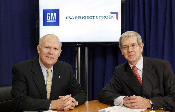 General Motors vrea să-şi vândă pachetul de acţiuni deţinut la PSA Peugeot-Citroen - Poza 1