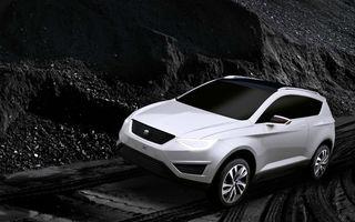SUV-ul de la Seat ar putea fi construit la fabrica Skoda din Cehia