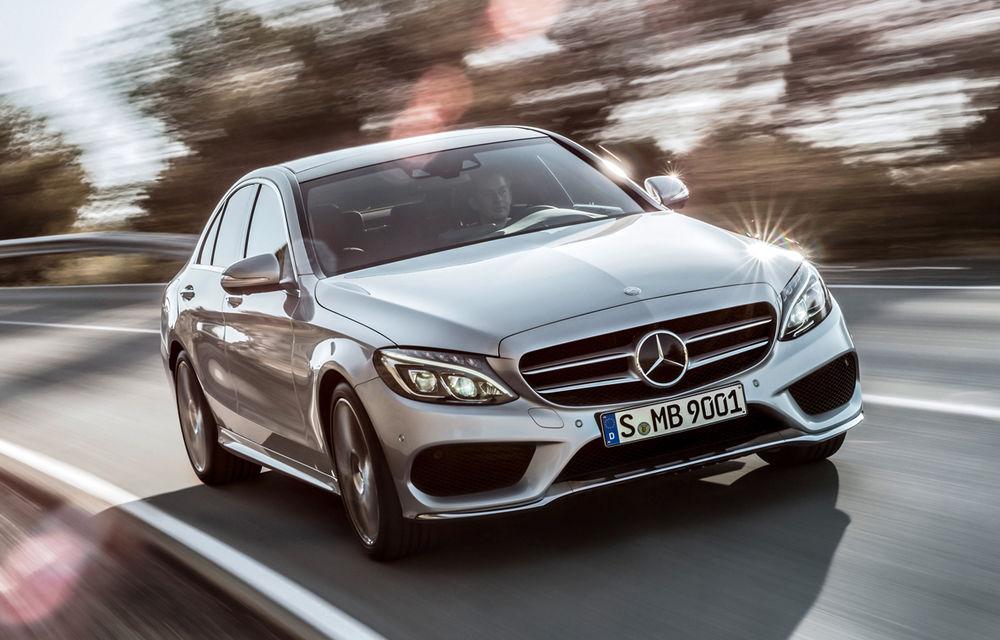 Mercedes-Benz Clasa C a ajuns la a patra generaţie. Avem informaţiile şi fotografiile oficiale - Poza 1
