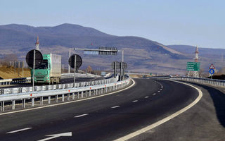 Autostrada Sibiu-Orăştie va fi inaugurată în 19 decembrie