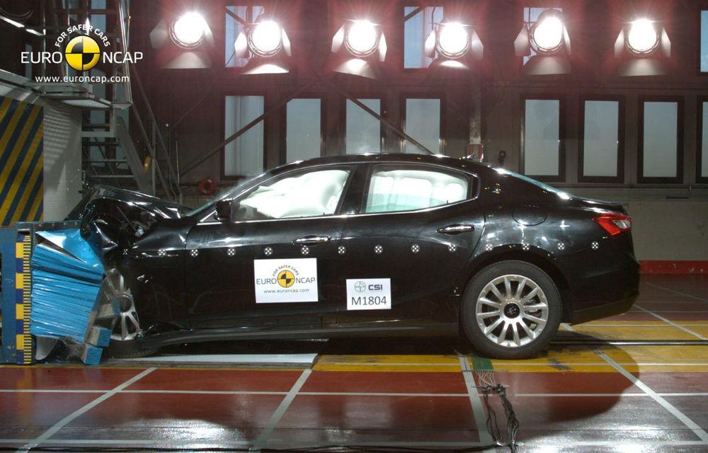 Constructorii auto vor unificarea testelor de siguranţă EuroNCAP şi IIHS - Poza 1