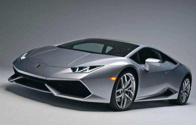 Lamborghini Huracan LP610-4: el este succesorul lui Gallardo - Poza 1