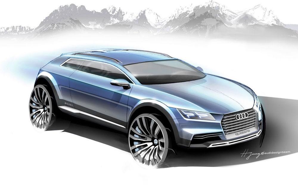 Audi îşi va extinde gama cu 11 modele noi, majoritatea SUV-uri - Poza 1