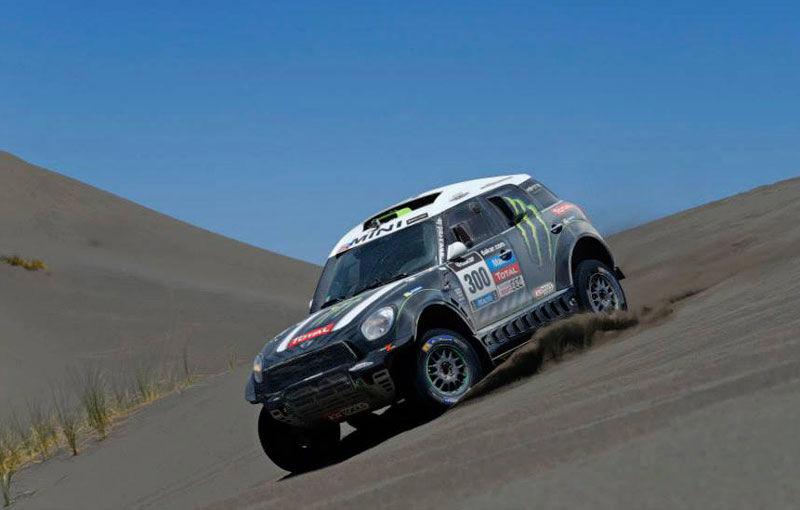 Raliul Dakar, etapa 2/13: Peterhansel a preluat conducerea - Poza 1