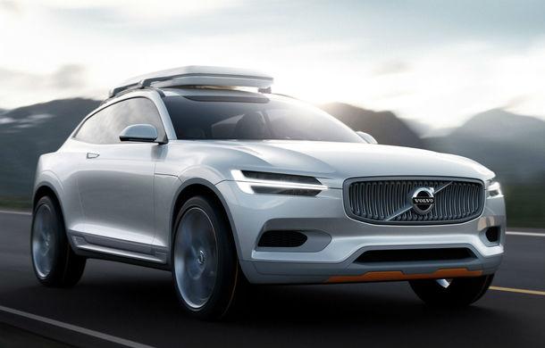 Volvo Concept XC Coupe, un nou pas înspre viitorul XC90 - Poza 1
