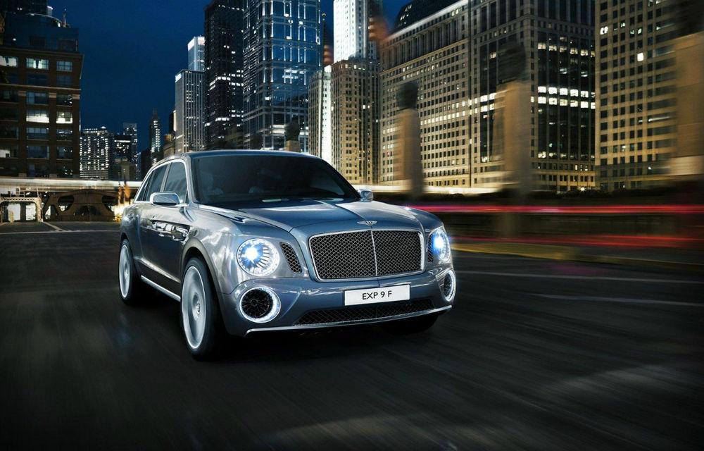 """Şeful Bentley: """"Fiecare model din gamă va fi oferit şi în versiune hibridă"""" - Poza 1"""