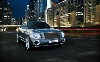 """Şeful Bentley: """"Fiecare model din gamă va fi oferit şi în versiune hibridă"""""""