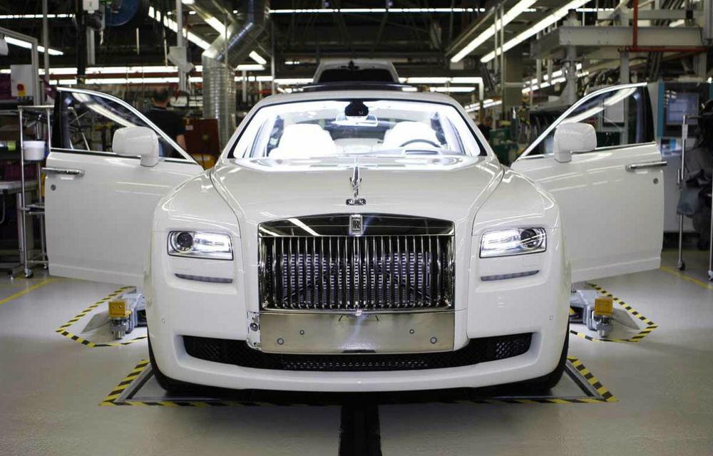 Rolls-Royce ia în considerare restructurarea fabricii pentru creşterea producţiei - Poza 1