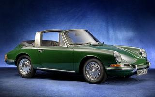 Porsche 911 Targa va debuta la Salonul Auto de la Detroit