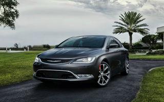 Chrysler 200 a primit astăzi o nouă generaţie