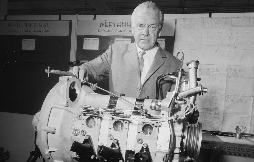 POVEŞTI AUTO: Rudolf Uhlenhaut - inginerul-pilot, părintele lui Mercedes-Benz SL - Poza 7