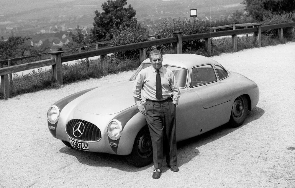 POVEŞTI AUTO: Rudolf Uhlenhaut - inginerul-pilot, părintele lui Mercedes-Benz SL - Poza 9