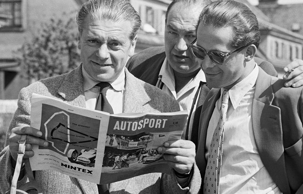 POVEŞTI AUTO: Rudolf Uhlenhaut - inginerul-pilot, părintele lui Mercedes-Benz SL - Poza 5