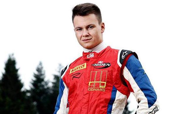 Robert Vişoiu va concura în GP3 şi în sezonul 2014 - Poza 1