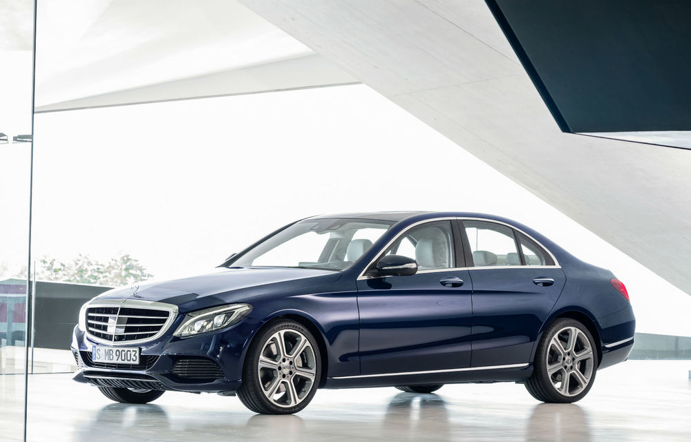Mercedes-Benz C-Klasse: gama completă de motorizări - Poza 1