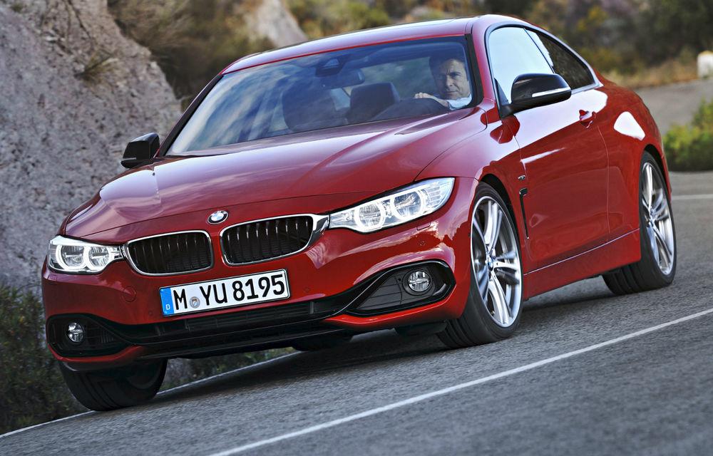 BMW introduce motorizări noi în gamele Seria 2 Coupe, Seria 4 Coupe şi Seria 3 GT - Poza 1