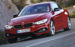 BMW introduce motorizări noi în gamele Seria 2 Coupe, Seria 4 Coupe şi Seria 3 GT