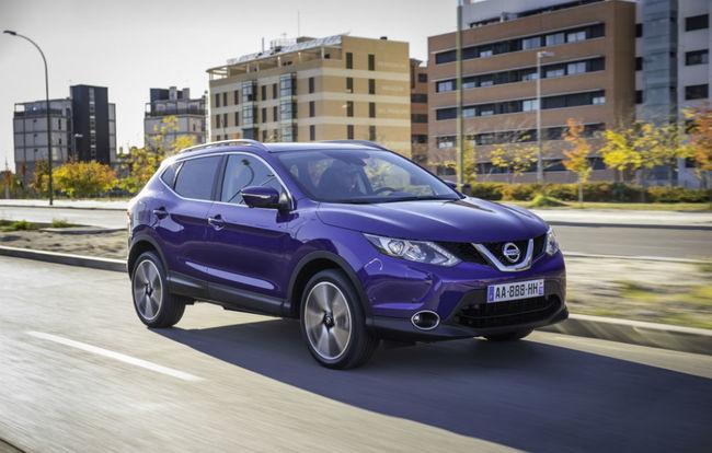 Test drive Nissan Qashqai (2014-2017)