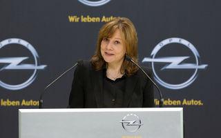 """Şeful GM: """"Sunt încântat de progresul mărcii Opel"""""""