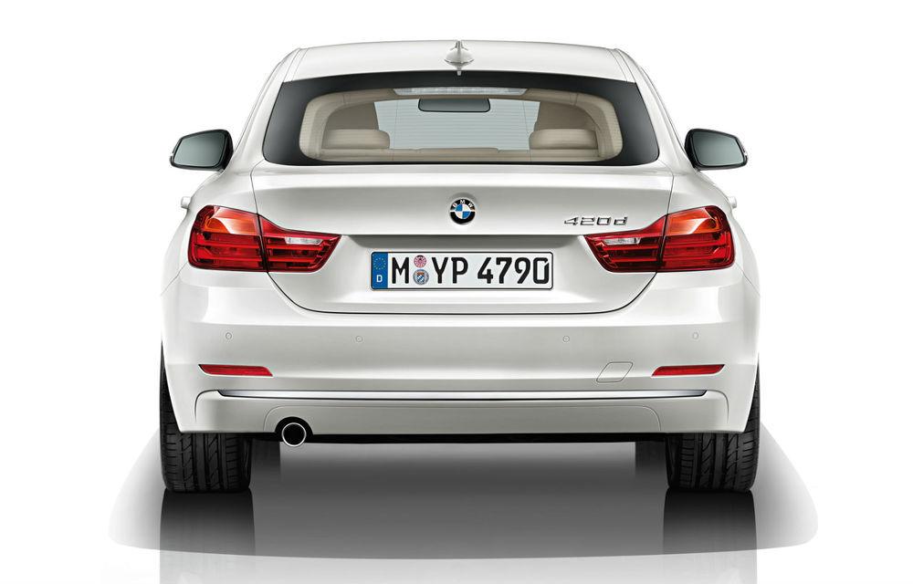 BMW Seria 4 Gran Coupe, al doilea coupe cu patru uşi din portofoliul bavarezilor - Poza 106