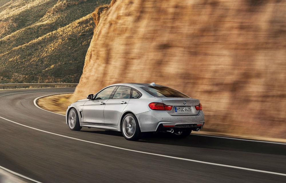BMW Seria 4 Gran Coupe, al doilea coupe cu patru uşi din portofoliul bavarezilor - Poza 23