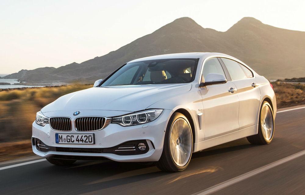 BMW Seria 4 Gran Coupe, al doilea coupe cu patru uşi din portofoliul bavarezilor - Poza 39