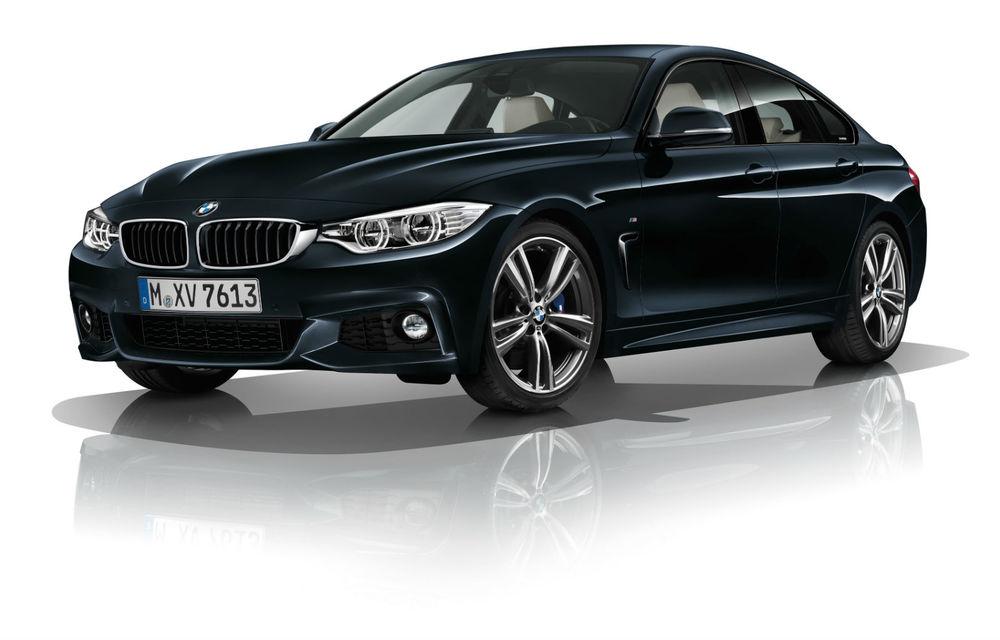 BMW Seria 4 Gran Coupe, al doilea coupe cu patru uşi din portofoliul bavarezilor - Poza 65