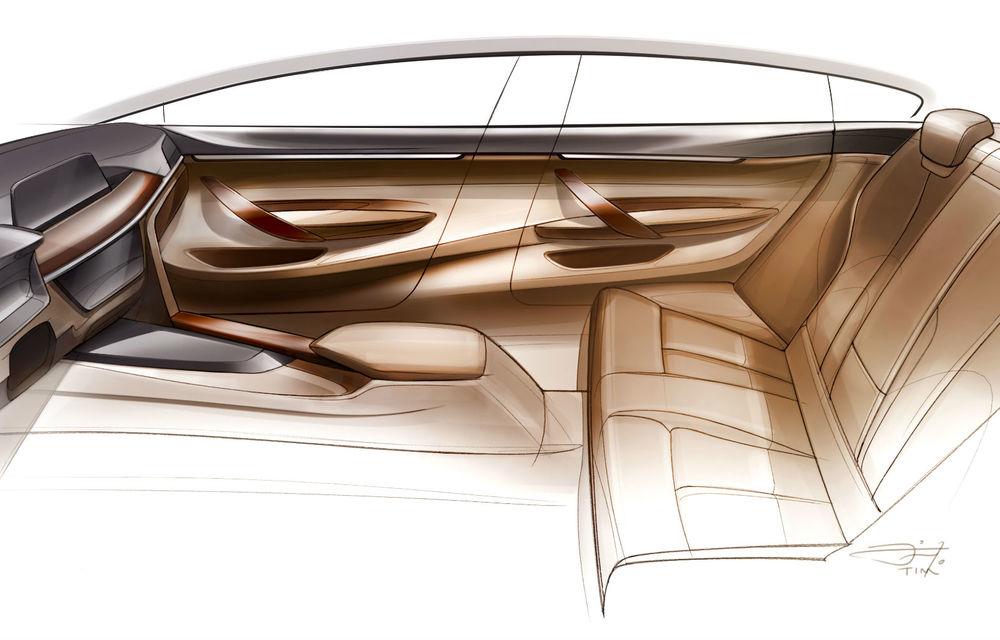 BMW Seria 4 Gran Coupe, al doilea coupe cu patru uşi din portofoliul bavarezilor - Poza 19