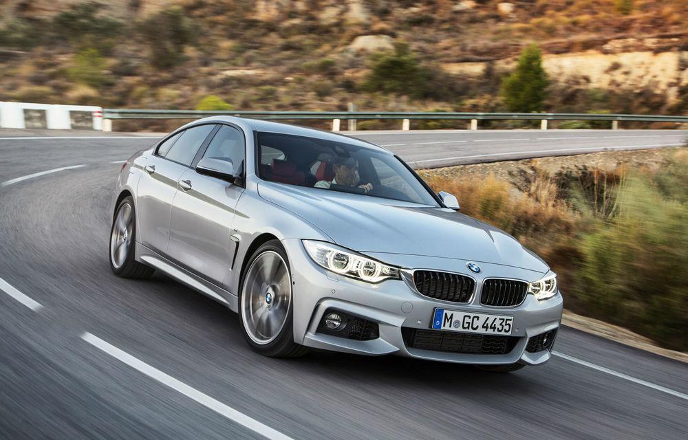 BMW Seria 4 Gran Coupe, al doilea coupe cu patru uşi din portofoliul bavarezilor - Poza 4