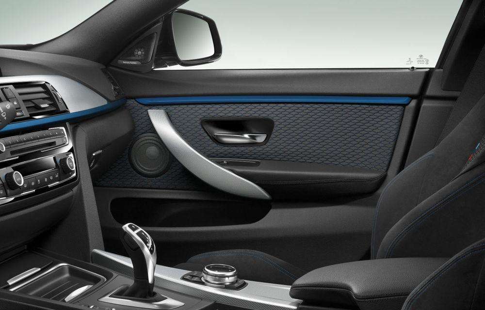 BMW Seria 4 Gran Coupe, al doilea coupe cu patru uşi din portofoliul bavarezilor - Poza 72