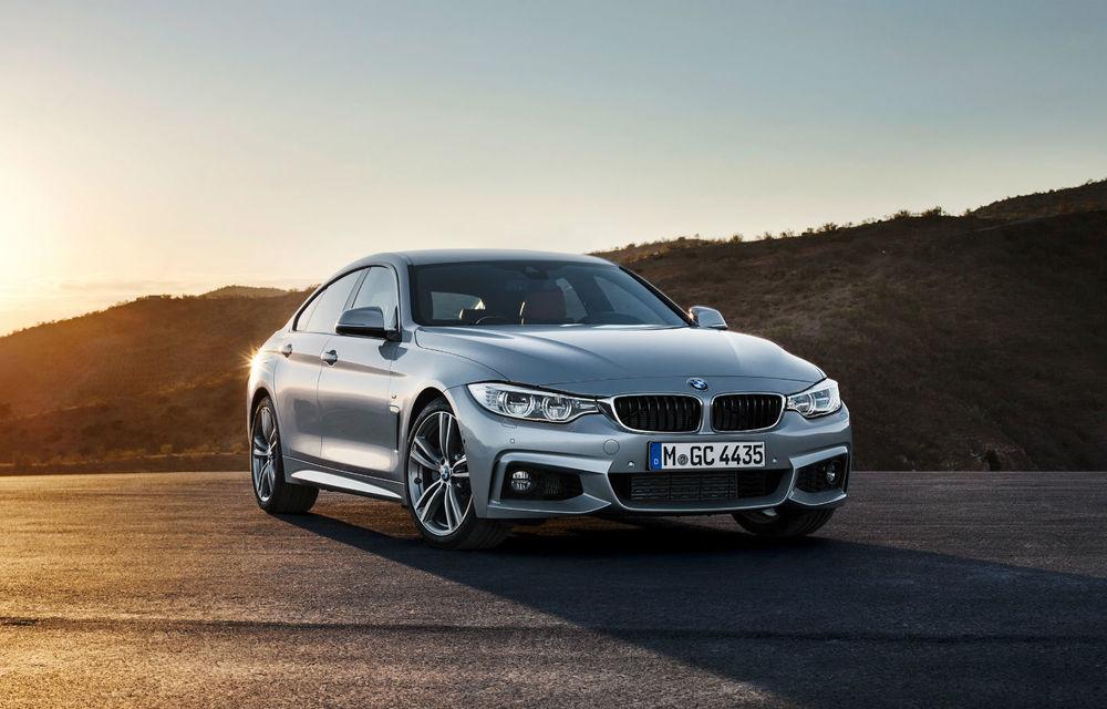 BMW Seria 4 Gran Coupe, al doilea coupe cu patru uşi din portofoliul bavarezilor - Poza 45