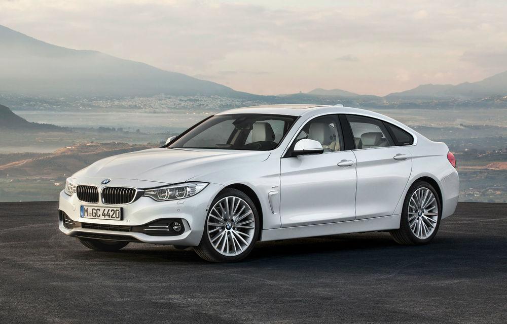 BMW Seria 4 Gran Coupe, al doilea coupe cu patru uşi din portofoliul bavarezilor - Poza 53