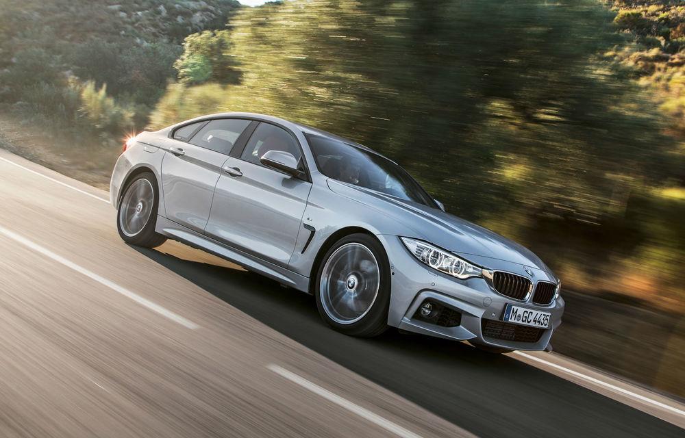 BMW Seria 4 Gran Coupe, al doilea coupe cu patru uşi din portofoliul bavarezilor - Poza 3