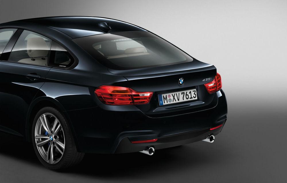 BMW Seria 4 Gran Coupe, al doilea coupe cu patru uşi din portofoliul bavarezilor - Poza 68