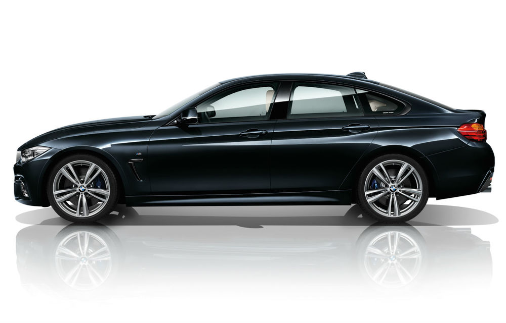 BMW Seria 4 Gran Coupe, al doilea coupe cu patru uşi din portofoliul bavarezilor - Poza 74